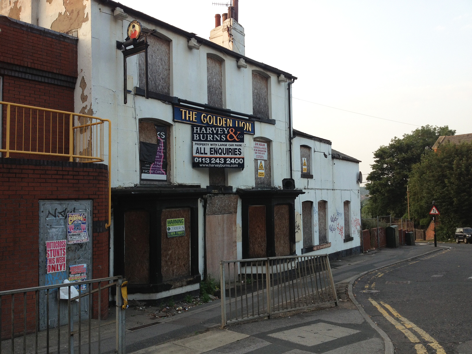 The Golden Lion, Armley, Leeds